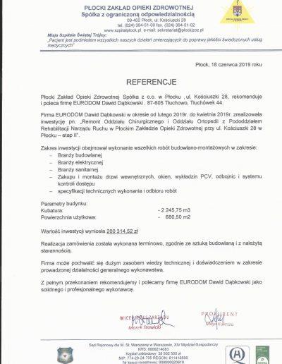 Referencje Kościuszki-1